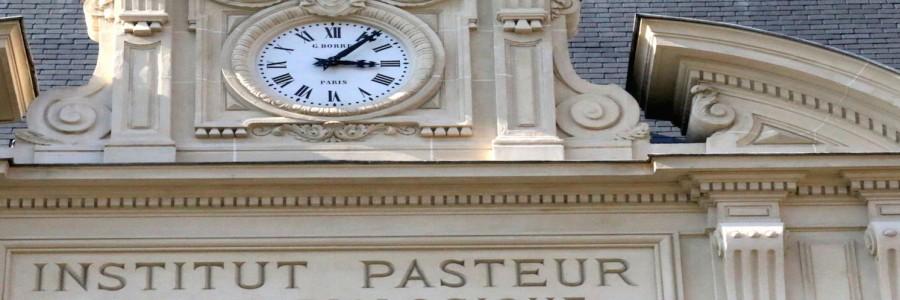 Unipv Alumni at Institut Pasteur